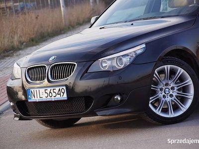 używany BMW 520 D Zarejestrowany w PL Full Opcja Pisemna Gwarancja