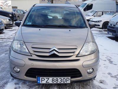 brugt Citroën C3 1.4dm3 73KM 2008r. 143 000km 1.4 benz REJ PL Klima Hak Do Jazdy GWARANCJA RATY Zamiana Transsport
