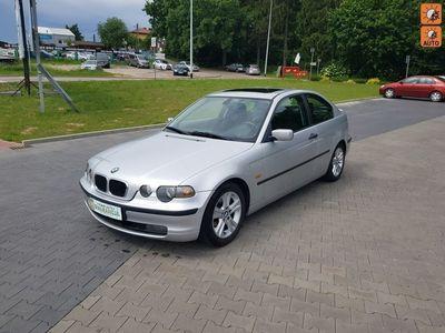 używany BMW 214 318 1.8dm 116KM 2002r.000km
