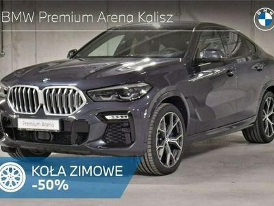 używany BMW X6 3dm 286KM 2021r. 5km