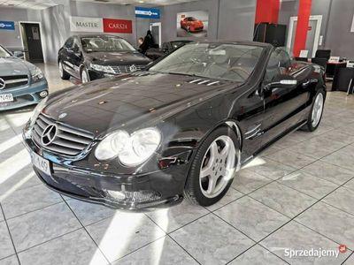 używany Mercedes SL500 SL 550 Rej Polska