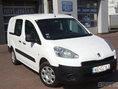 używany Peugeot Partner PARTNER MAXI L2 LONG CIĘŻAROWY FVMAXI L2 LONG CIĘŻAROWY FV