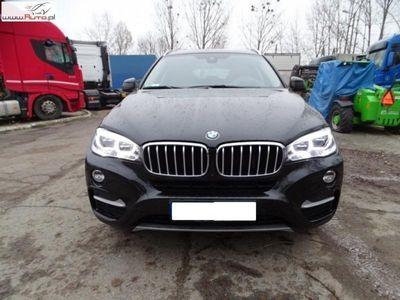 gebraucht BMW X6 X6 3dm3 313KM 2016r. 44 940kmxDrive 4X4, Automat, FV 23%, Gwarancja!!