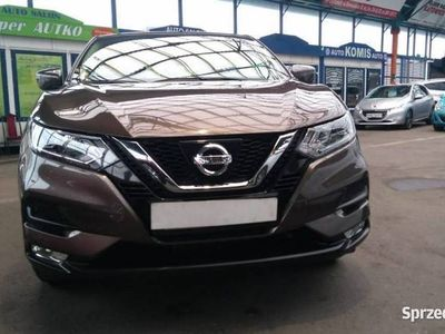 używany Nissan Qashqai 1.2dm 116KM 2018r. 16 000km