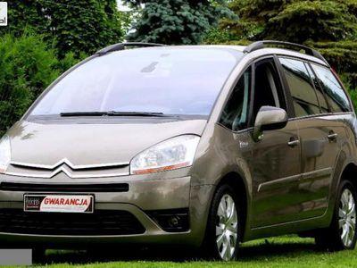 używany Citroën C4 Picasso 2dm3 140KM 2008r. 160 000km Instalacja LpG+Bezwypadkowy+Gwar ABS