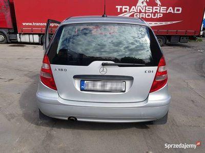 używany Mercedes 180 A clasacdi