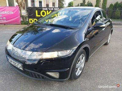 używany Honda Civic UFO sport 1.8 GAZ zadbana CZYTAJ OPIS