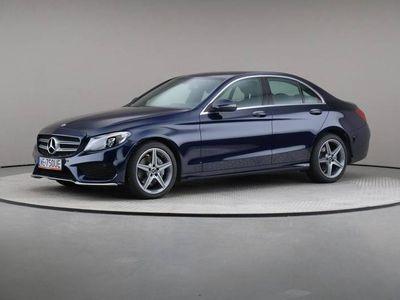 używany Mercedes C200 4Mati 9G-TRONI, AMG Line