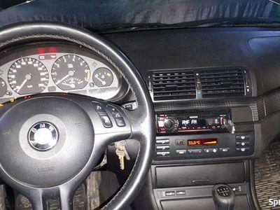 używany BMW 318 e46 i 143km 2003 rok