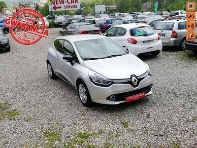 używany Renault Clio IV 1.2dm3 118KM 2015r. 13 500km ABS automatyczna klima.