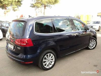 używany VW Sharan II 2.0 177KM