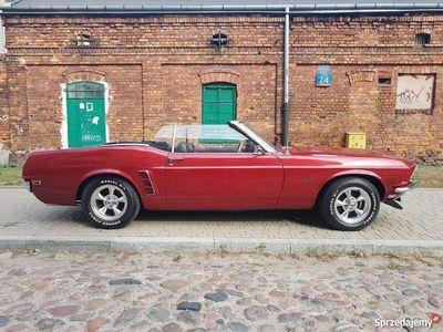 używany Ford Mustang 1969 V8 Cabrio odbudowany / zamiana