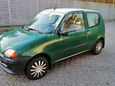 używany Fiat Seicento 900 z LPG