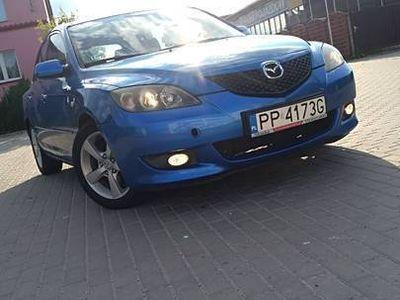 używany Mazda 3 po lift 2005R atrakcyja cena!