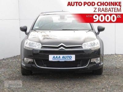 używany Citroën C5 III Navi, Klimatronic, Tempomat, Parktronic,ALU