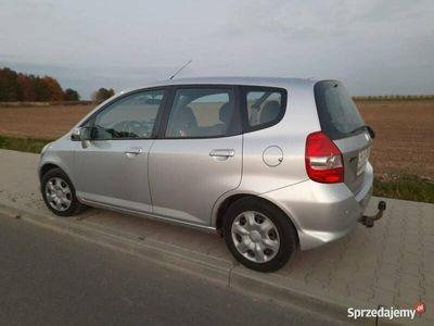 używany Honda Jazz 1,4B 2006r. klimatyzacja hak