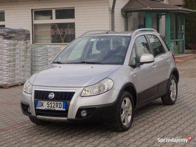 używany Fiat Sedici 4 x 4 Klima Alu