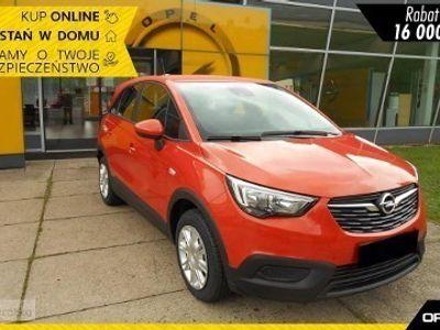używany Opel Crossland X Enjoy 1.2 Turbo 130 KM Klimatyzacja Dwustrefowa+ Czujniki Parkowania