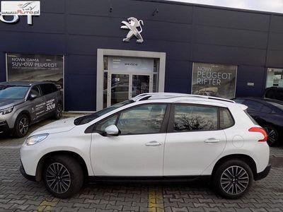 używany Peugeot 2008 1.4dm3 68KM 2014r. 105 000km 1,4 HDi Active 68KM/Salon PL/I właśc/Gwarancja/Nawigacja
