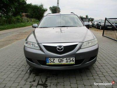 używany Mazda 6 2,0D KLIMA stan b.dobry przyg do rej. koszt rej tylko 245zł I (2002-2008)