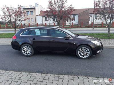 używany Opel Insignia 2013r 130KM zamiana na SUWA lub sprzedam