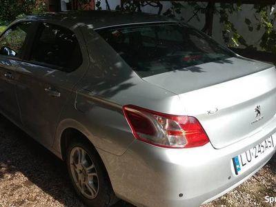 używany Peugeot 301 Active 1,6 115 KM mały przebieg
