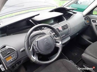 używany Citroën Grand C4 Picasso bogata wersia