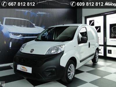 używany Fiat Fiorino III *1.4 Benzyna+LPG 77km*Salon PL*I właści*zadbany*