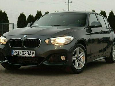 używany BMW 116 SERIA 1 IIIM-Pakiet Navi Klima Serwisowany Gwarancja !!!
