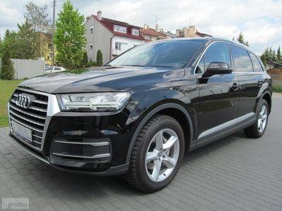 używany Audi Q7 II 3,0 TDI 218 kMQuattro Salon Polska, F-VAT, rej2017