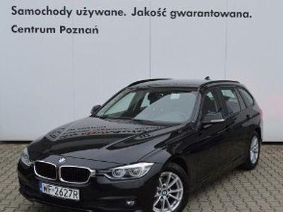 używany BMW 318 SERIA 3Advantage SalonPL 2.0D 150KM Automat Advantage PDC Bluetooth VAT