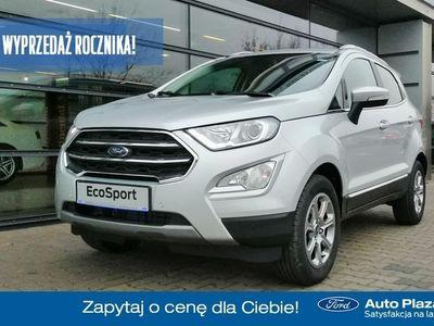 używany Ford Ecosport 1dm 125KM 2019r. 2km