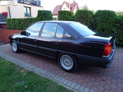 brugt Opel Omega 2dm3 115KM 1990r. 132 400km 2.0 115KM kolekcjonerski stan JAK NOWY