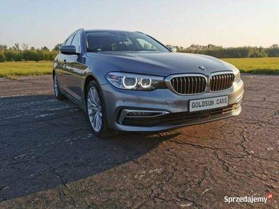 używany BMW 530 3dm 265KM 2018r. 69 900km