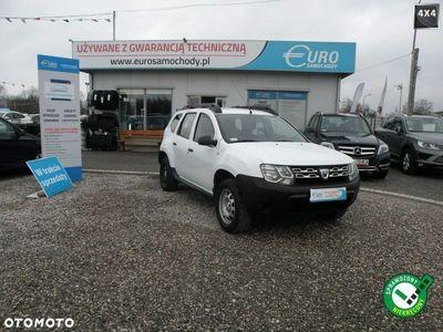 używany Dacia Duster 1.6dm3 105KM 2015r. 76 000km Salon Polska Gwa 1 rok F-vat