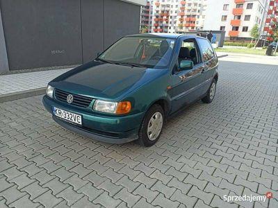 używany VW Polo 1,6 74tys przebiegu