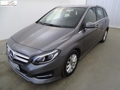 used Mercedes B180 1.5dm 110KM 2018r. 31 926km