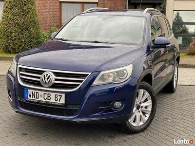 używany VW Tiguan Sport Style 4x4 140KM Xenon Navi Kamera Tylko 150 tys.km Jak Nowy