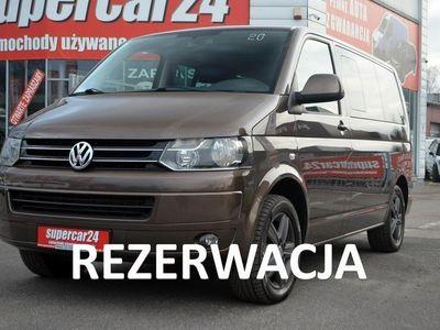 używany VW Caravelle 2dm 180KM 2011r. 177 000km
