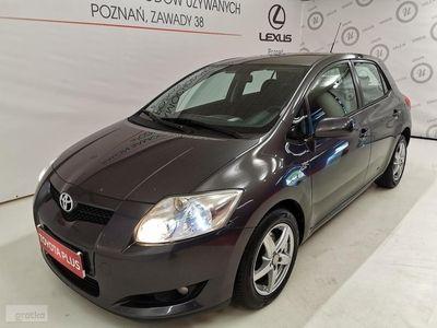 używany Toyota Auris I 2.0 D-4D Sol 126KM, 1 Właściciel w Polsce od 4 lat