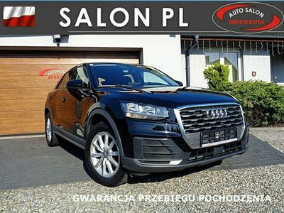używany Audi Q2 serwis ASO, nawigacja, bang&olufsen