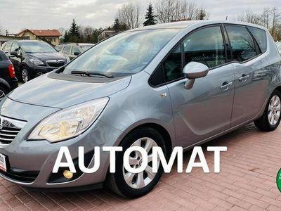 używany Opel Meriva B COSMO,Automat, Navi, Panorama