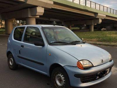 używany Fiat Seicento 900