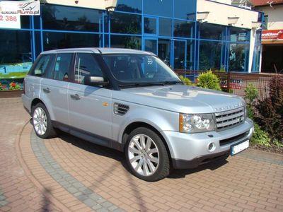 używany Land Rover Range Rover I (2005-2013) 3.6 2007r. ręczna klima.
