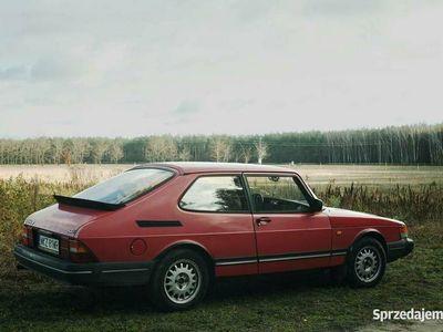 używany Saab 900 2.0 16V manual