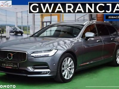 używany Volvo V90 2dm3 150KM 2017r. 51 000km Inscription Jak Nowy Możliwość Zamiany Wybór 120 aut