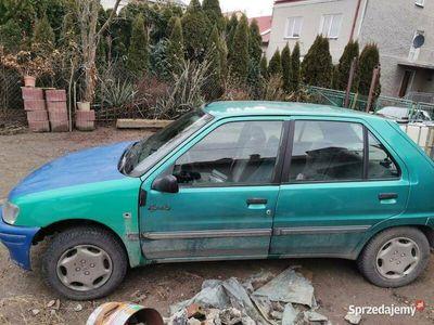 używany Peugeot 106 1.1 benzyna
