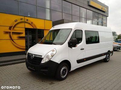 używany Opel Movano III