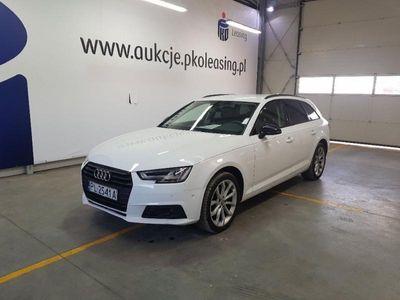 używany Audi A4 A4 2dm3 150KM 2017r. 19 871kmAvant 2.0 TDI S tronic