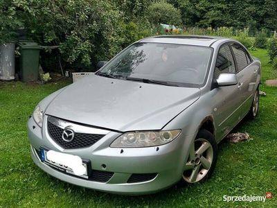używany Mazda 6 2.0 136KM